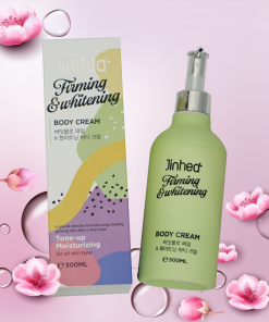 FIRMING & WHITENING BODY CREAM