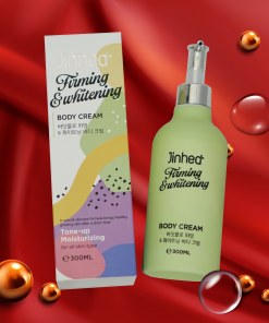 FIRMING & WHITENING BODY CREAM5
